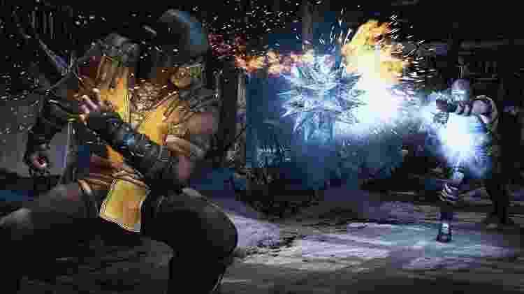 """Rumores apontam anúncio de """"Mortal Kombat XI"""" após a confirmação de desenvolvimento vindo de um dublador. - Divulgação"""
