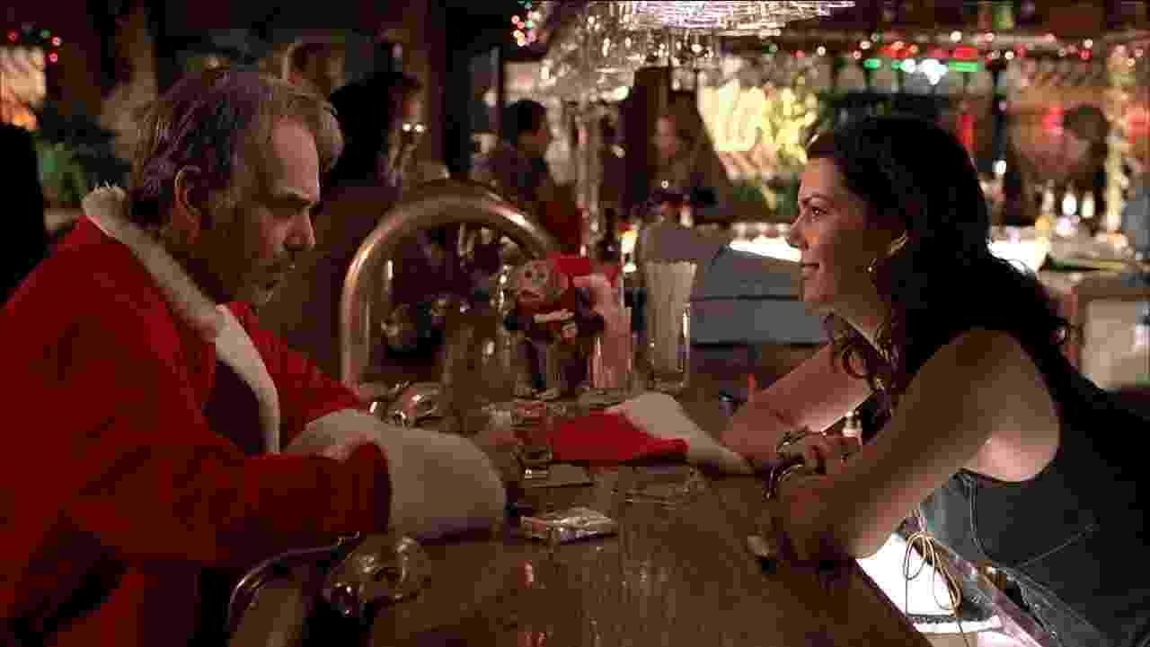 """Billy Bob Thornton em """"Papai Noel às Avessas"""" (2003) - Divulgação"""