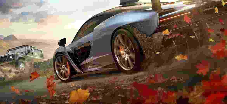 Forza Horizon 4 - Divulgação