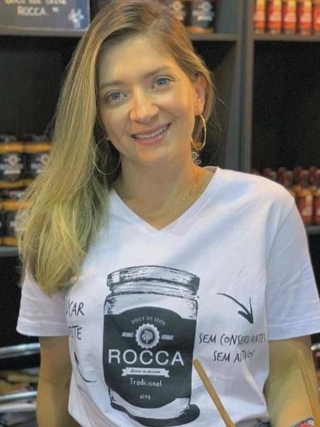 Rosi decidiu vender doces de leite porque estava desmotivada com o curso de Direito - Divulgação