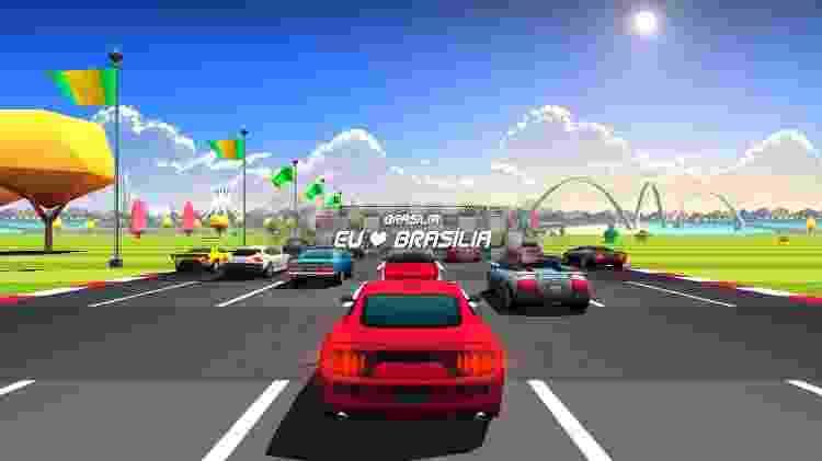 Horizon Chase Turbo 1 - Reprodução - Reprodução