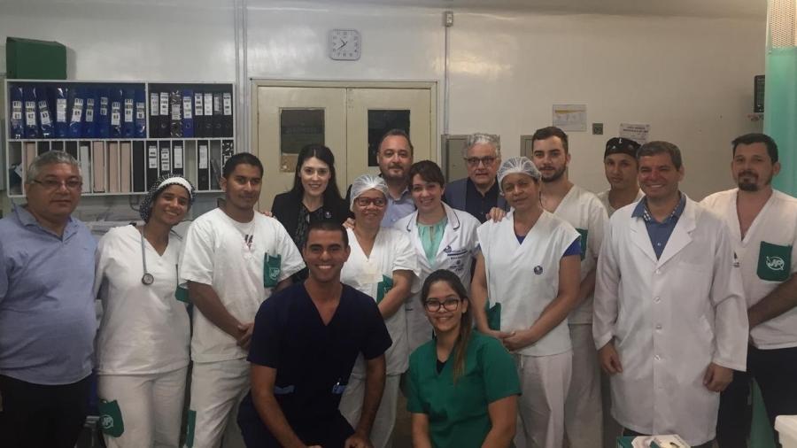 Equipe UTI de Rondônia - Divulgação