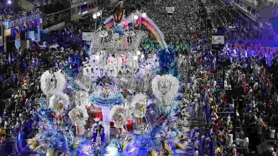 Desfile da Beija-Flor na Sapucaí - Fernando Grilli / Divulgação/Riotur