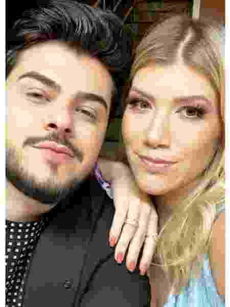 Cristiano e Paula Vaccari - Reprodução / Instagram