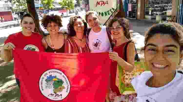 Iniciativa da Cesta Camponesa se readaptou frente ao isolamento social - Arquivo Pessoal - Arquivo Pessoal