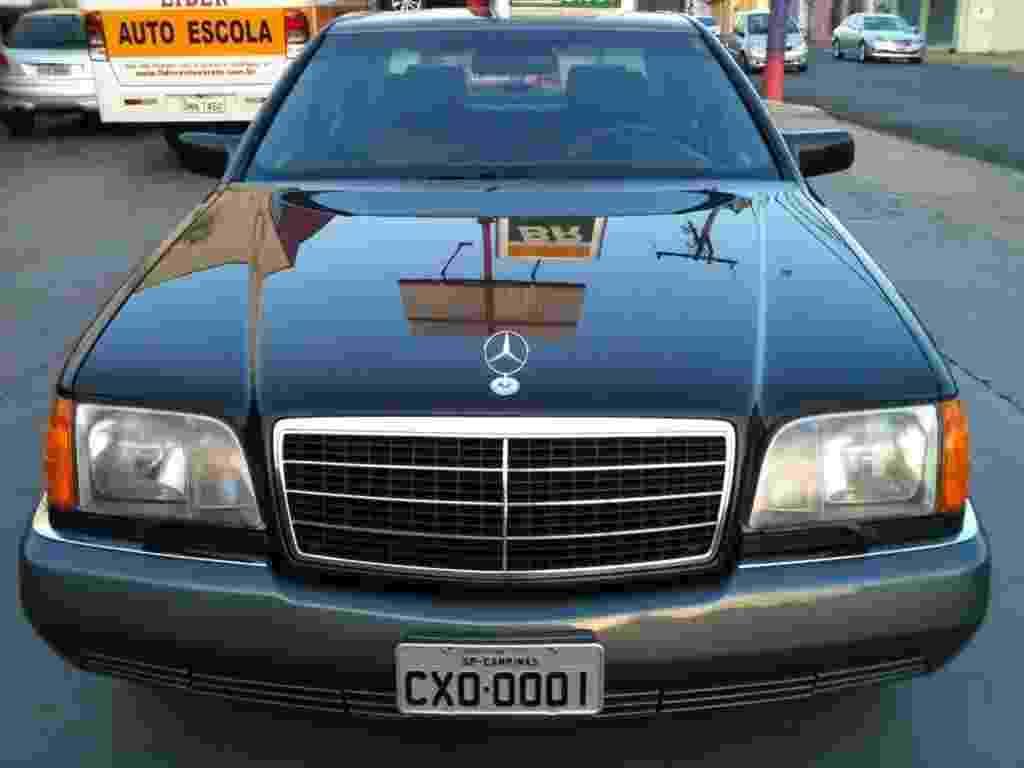 Mercedes-Benz 300 SE Reginaldo de Campinas Xororó - Arquivo pessoal