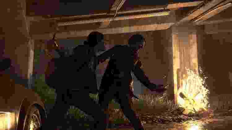 The Last of Us Parte II Dicas 3 - Reprodução - Reprodução