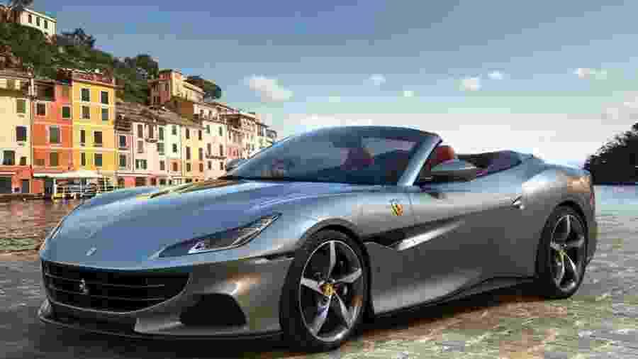 Ferrari Portofino M - Divulgação