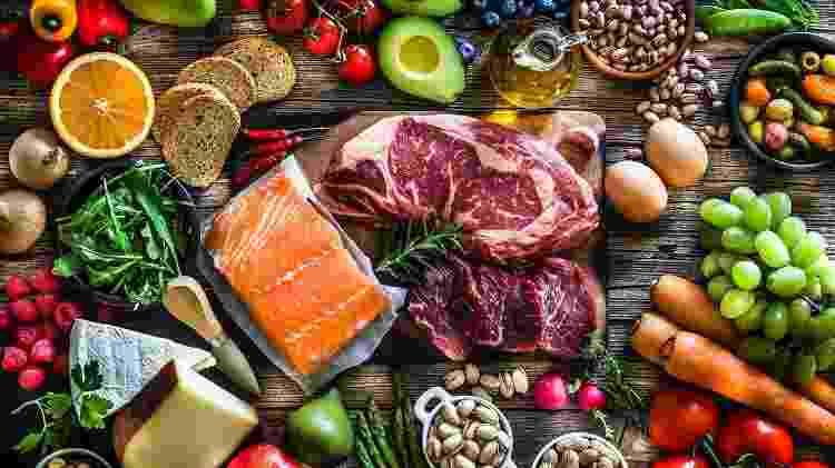 Alimentação saudável durante tratamento quimioterápico  - iStock - iStock