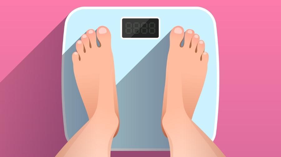 IMC é mais importante do que o peso mostrado pela balança - iStock