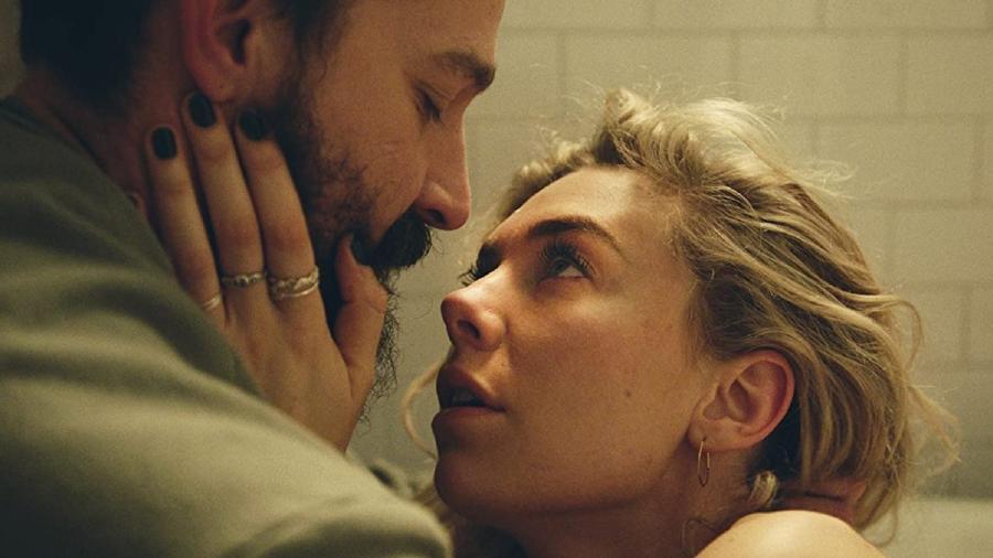"Vanessa Kirby e Shia LaBeouf em ""Pieces Of A Woman"" - IMDB"