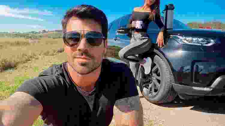 Rodrigão é casado com Adriana Sant'Anna, também do 'BBB 11' - Reprodução/Instagram - Reprodução/Instagram