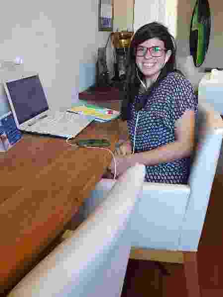 Yandressa Karine - Arquivo pessoal - Arquivo pessoal