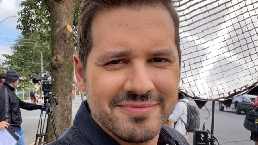 Dony de Nuccio relatou que golpistas utilizam suas fotos em tentativas de golpes - Reprodução/Instagram