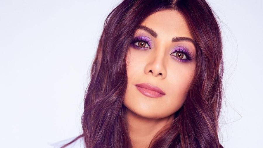 A atriz Shilpa Shetty - Instagram/@theshilpashetty