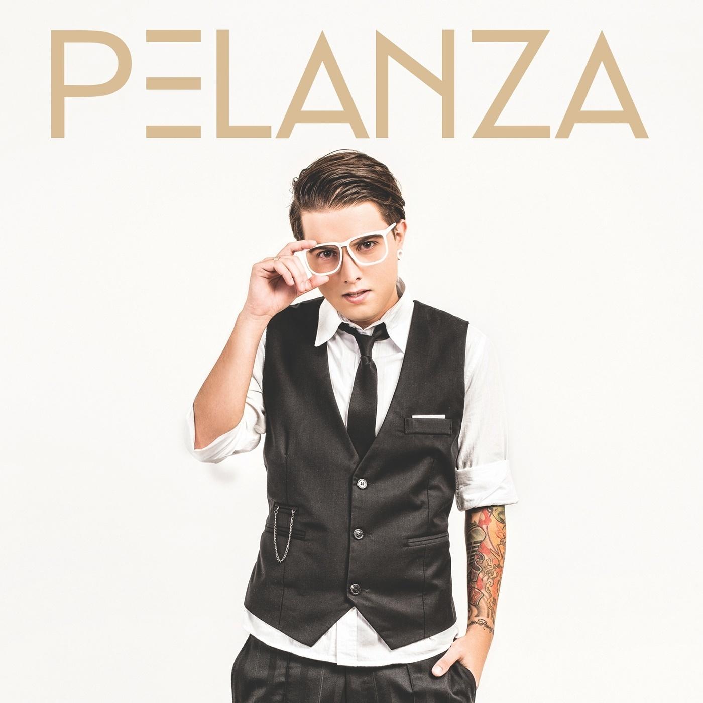 Capa do primeiro EP solo de Pe Lanza, ex-vocalista do Restart
