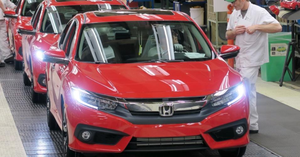 Honda Civic de 10ª geração