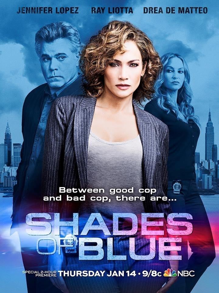 Jennifer Lopez em pôster da série