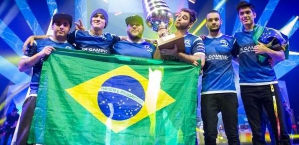 """Desde que brasileiros ganharam destaque no cenário internacional, jogadores de """"Counter-Strike"""" já embolsaram mais de R$ 1 milhão - Reprodução"""
