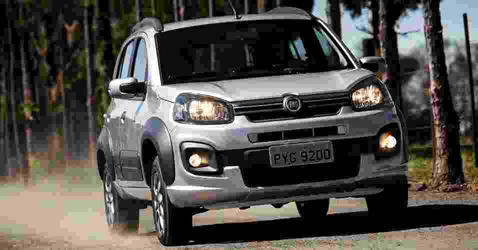 Fiat Uno Way 1.3 2107 - Divulgação