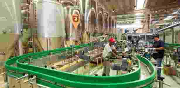 A nova fábrica da Colorado, cervejaria mais antiga de Ribeirão - Divulgação