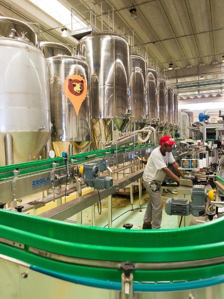 Fábrica da Colorado, em Ribeirão Preto (SP) - Divulgação