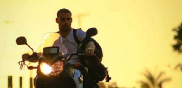 O ator Cauã Reymond em cena do filme