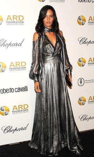 """The Brazilian Night"", do ARD Foundation, em NY -  A modelo Wanessa Milhomem"