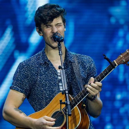 Shawn Mendes estreou no Brasil em grande estilo. O primeiro show do canadense no país foi de cara no principal palco do Rock in Rio - Marco Antonio Teixeira/UOL