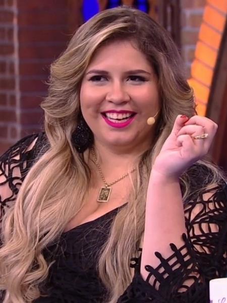 """Marília Mendonça em entrevista ao """"Lady Night"""" - Reprodução/Multishow"""