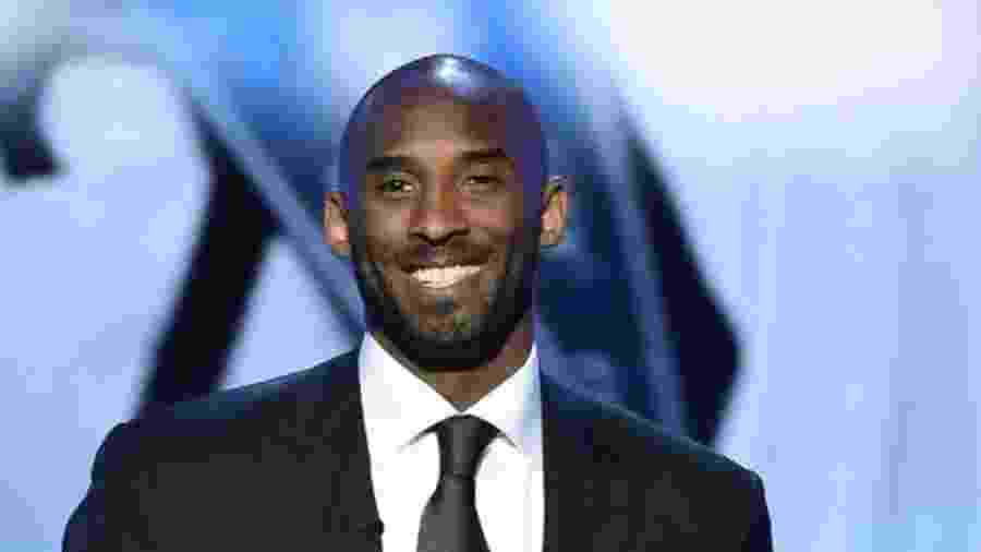 O atleta americano Kobe Bryant - Getty Images