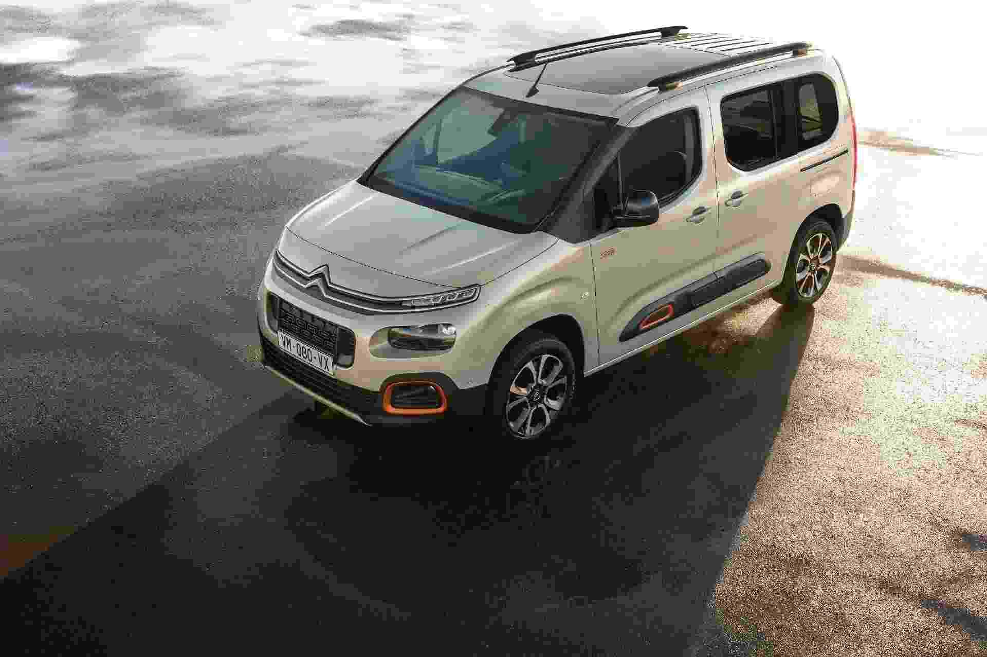 Novo Citroën Berlingo - Divulgação