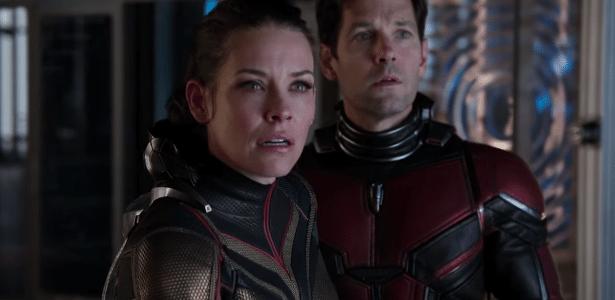 """Evangeline Lilly e Paul Rudd estão em """"Homem-Formiga e a Vespa"""""""