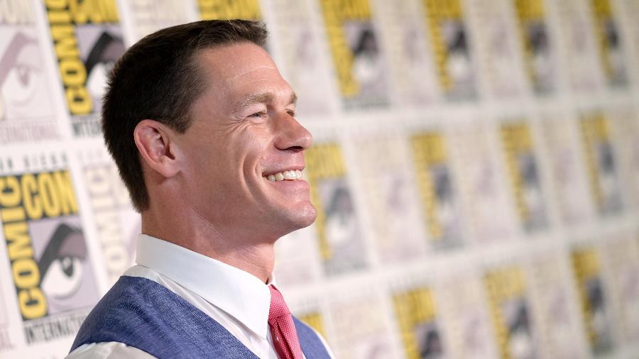 John Cena na San Diego Comic-Con 2018 - Matthew Simmons/Getty Images