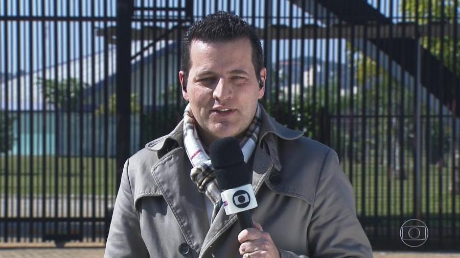 Repórter Andrei Kampff despediu-se da Globo após 25 anos - Reprodução/TV Globo