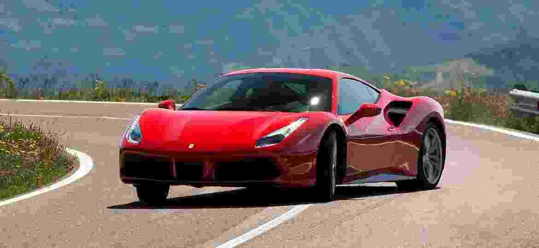 Ferrari 488 GTB é um dos modelos da marca italiana convocados para reparo nos Estados Unidos - Divulgação