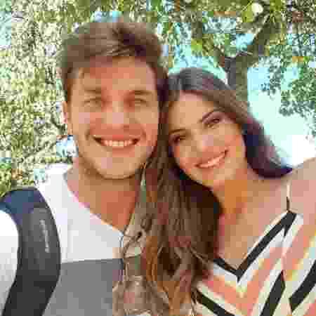 Camila Queiroz e Kleber Toledo - Reprodução/Instagram - Reprodução/Instagram