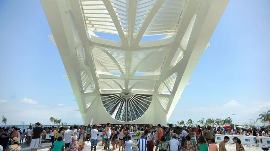 Museu do Amanhã sediará parte da programação do Festival Mulheres do Mundo  - Arquivo/Tomaz Silva/Agência Brasil