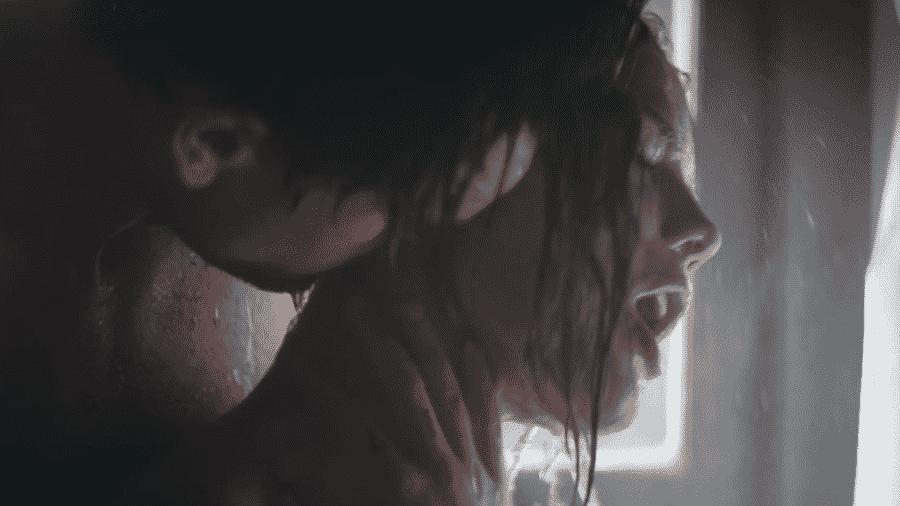 """Cena do clipe """"Without Me"""", de Halsey - Reprodução"""