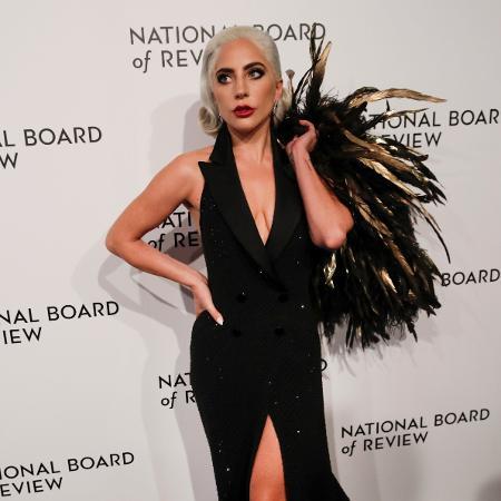 Lady Gaga se manifestou contra Trump e Pence em show - AFP
