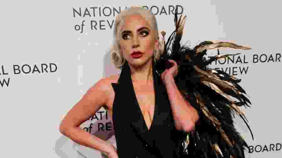 A cantora Lady Gaga - AFP