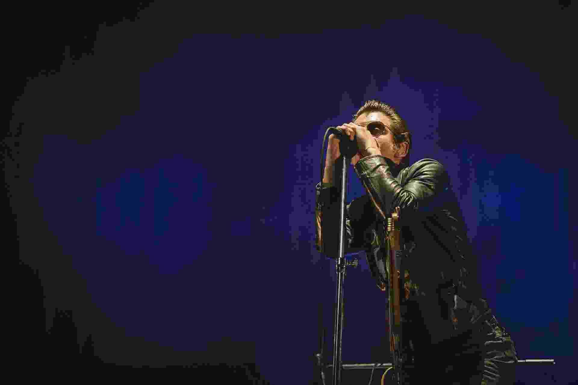 Arctic Monkeys, atração principal do Palco Budweiser, encerra a programação do primeiro dia do Lollapalooza Brasil 2019 - Camila Cara/Divulgação