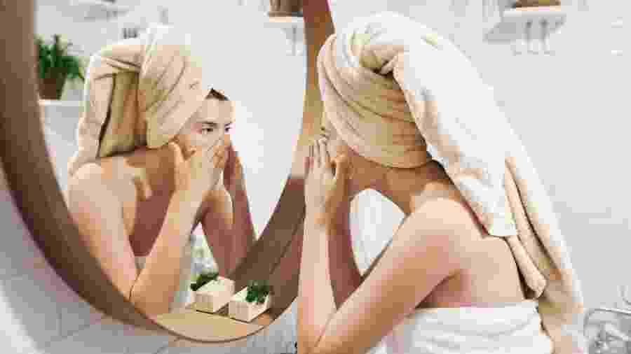 Produtos podem desequilibrar a proteção natural da pele, causando irritações e até efeito rebote - Getty Images/iStockphoto