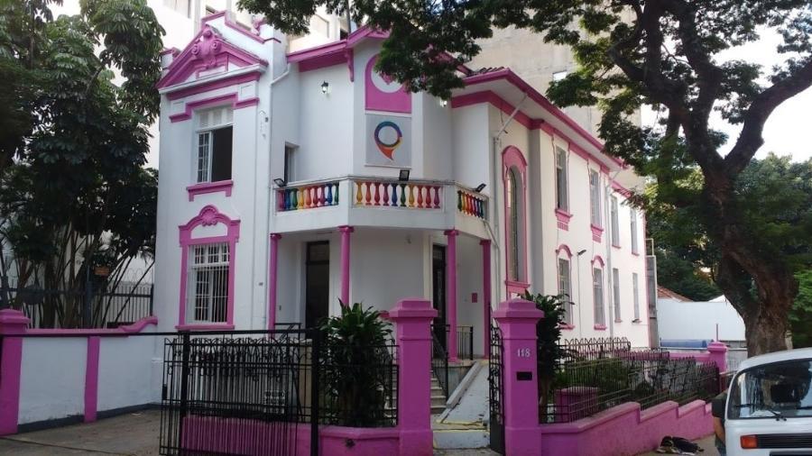 O contrato do centro de cidadania LGBTI (foto) será encerrado em novembro. Na prática, os serviços já foram transferidos para unidade central na Vila Buarque - Reprodução
