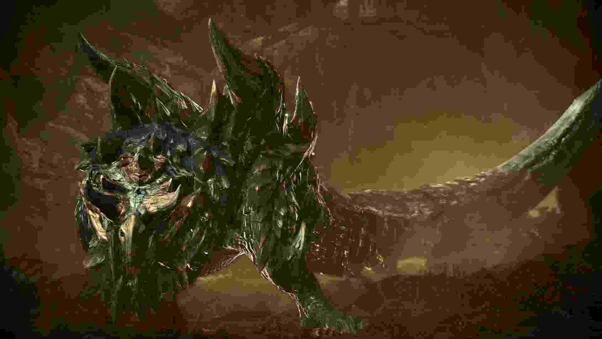 Monster Hunter: World - Iceborne - Divulgação