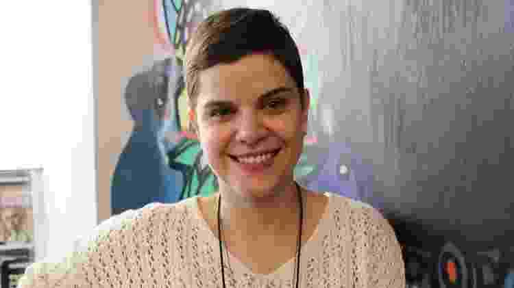 Firmeza Maira - Giovanna Breve/UOL - Giovanna Breve/UOL