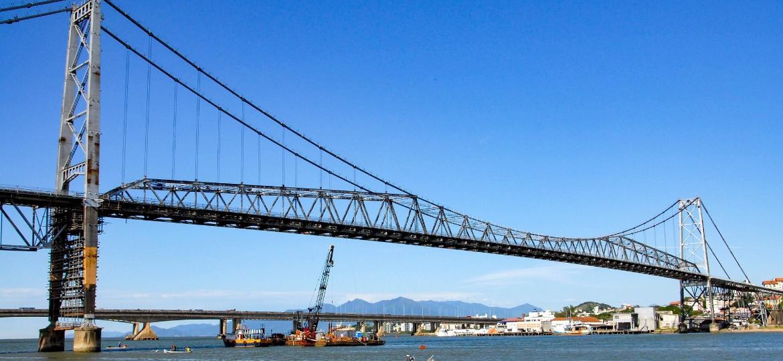 Ponte Hercílio Luz será reaberta após 28 anos - Divulgação
