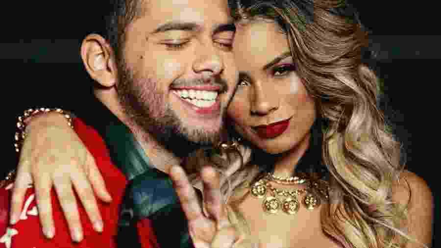 Pedro Sampaio e Lexa, que juntos gravaram Chama Ela - Reprodução/Instagram