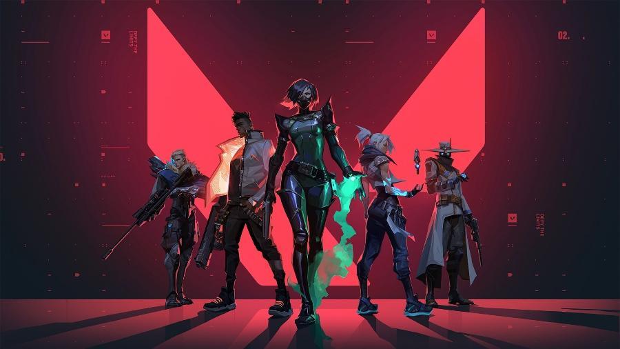 Jogo de tiro de 5x5 da Riot Games vai ter teste beta no Brasil em maio - Divulgação