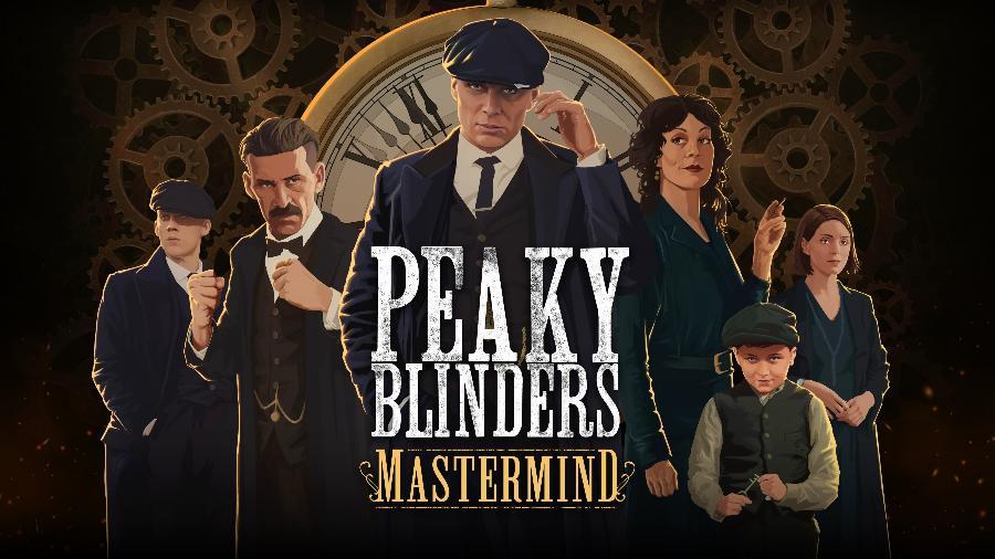 Mastermind, do gênero de aventura com quebra-cabeças, te coloca na pele de Tommy Shelby, o protagonista gélido e calculista - Divulgação/CurveDigital